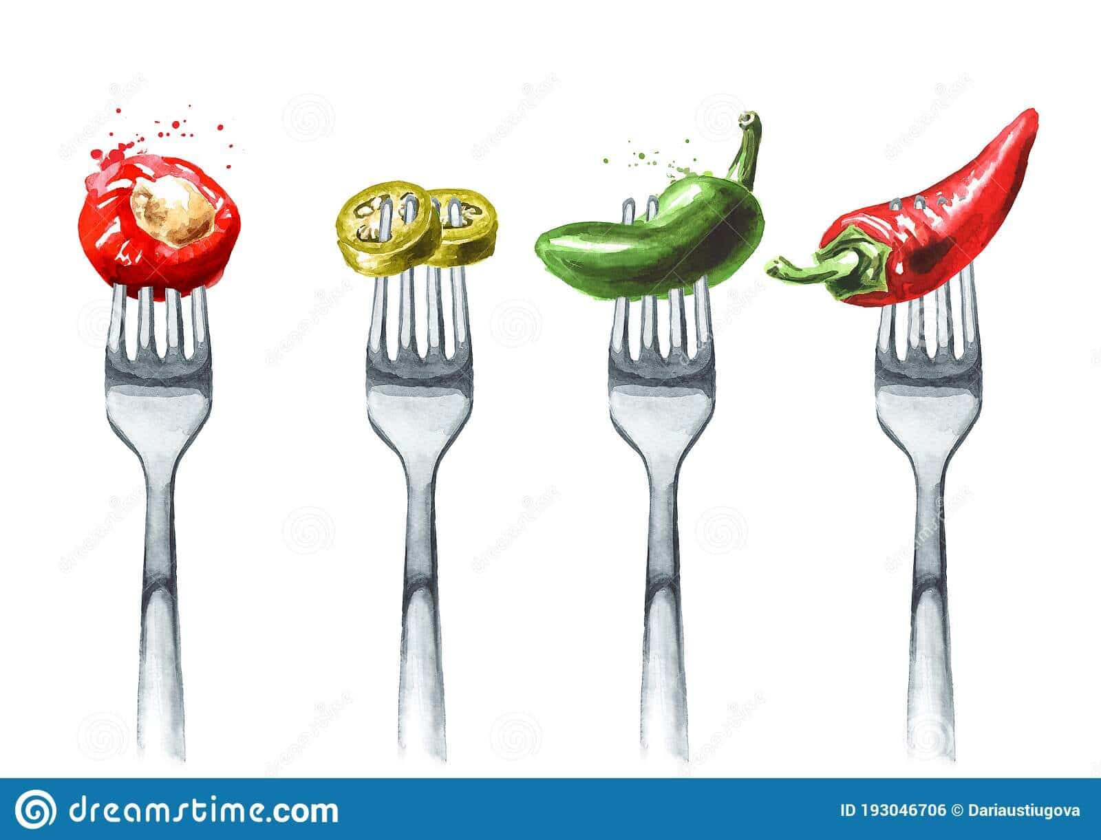 chili-pepper-hot-jalapeno-stuffed-pepper-fork-concept-diet-healthy-eating-hand-drawn-watercolor-illustration-chili-193046706-6666160